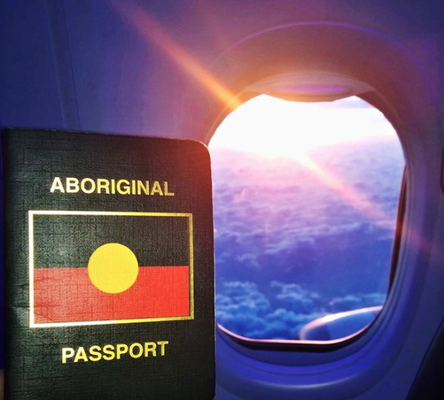 aboriginal passports