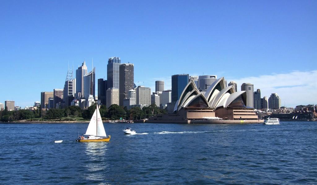 Adventure travel in Australia