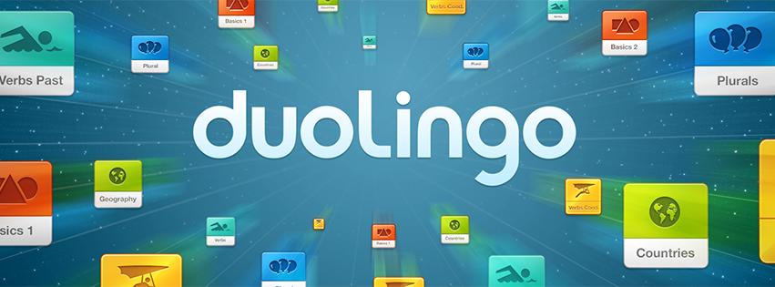 Duolingo travel apps
