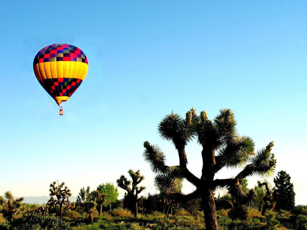 Extreme Hot Air Ballooning