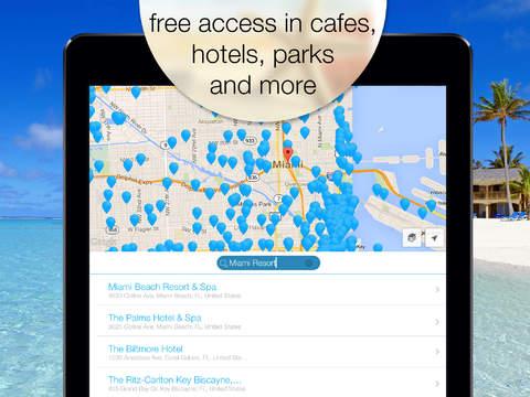 Free Wifi App travel apps