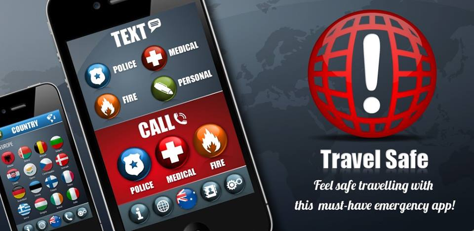 TravelSafe travel apps