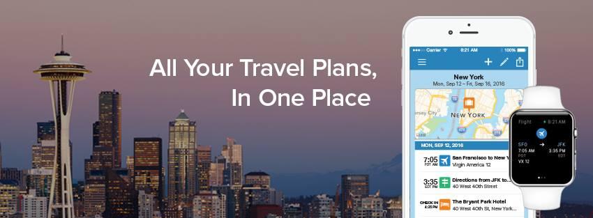 TripIt Travel Apps