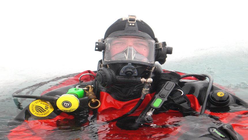 scuba diving specialities