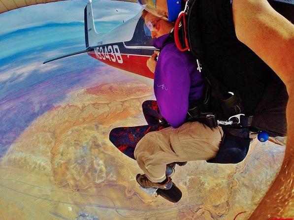skydiving utah