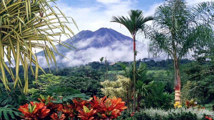 Backpacking Costa Rica