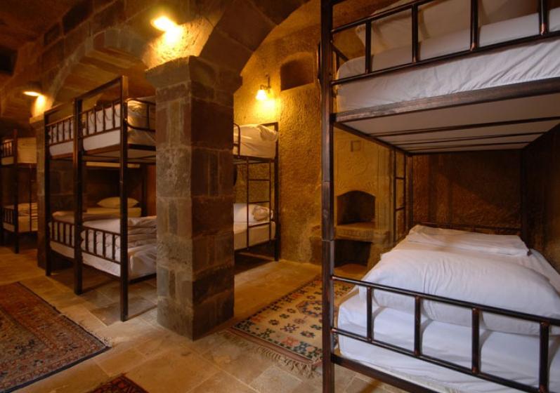 cave hostel