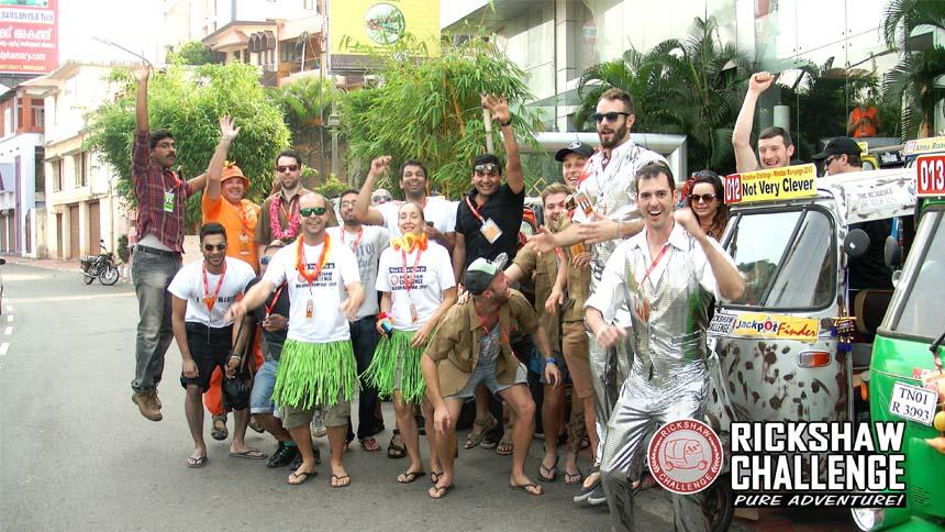 Rickshaw Challenge 2013