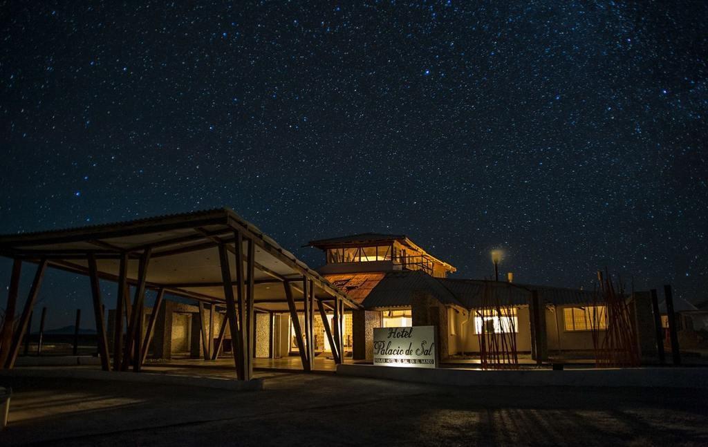 Salt Palace Uyuni