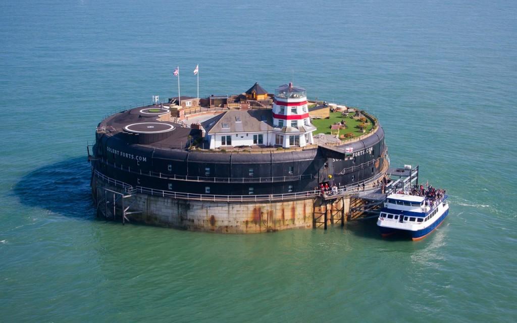 Solent Fort No Mans Fort