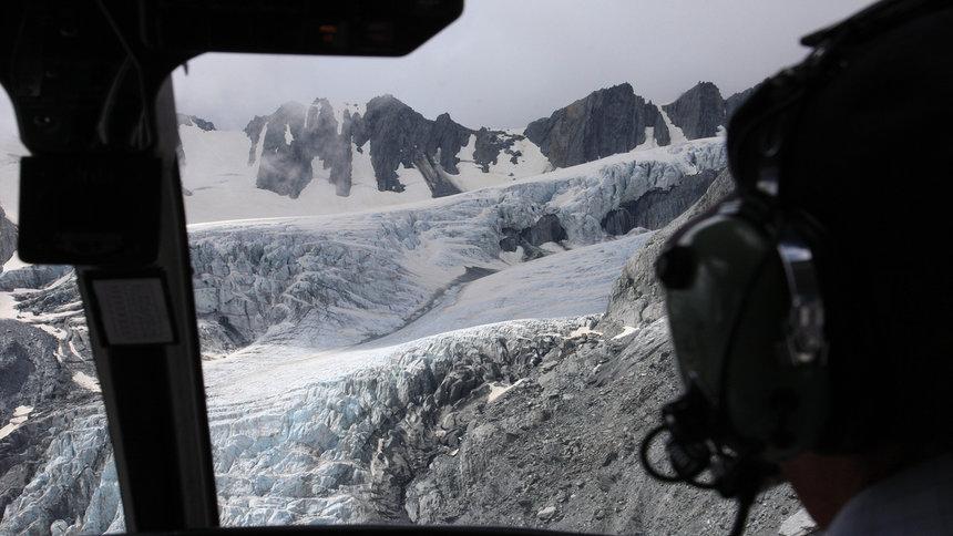 helicopter Franz Joseph Glacier