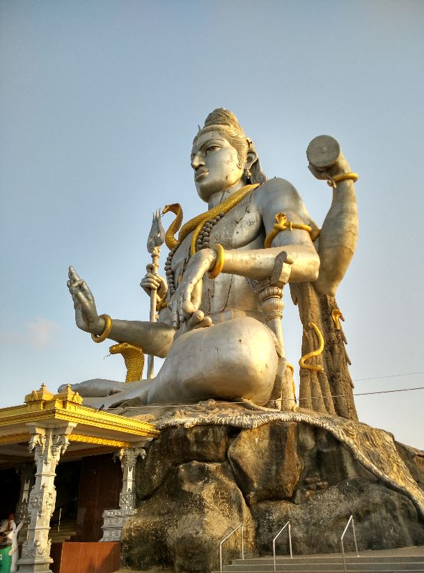 world's tallest Shiva statue