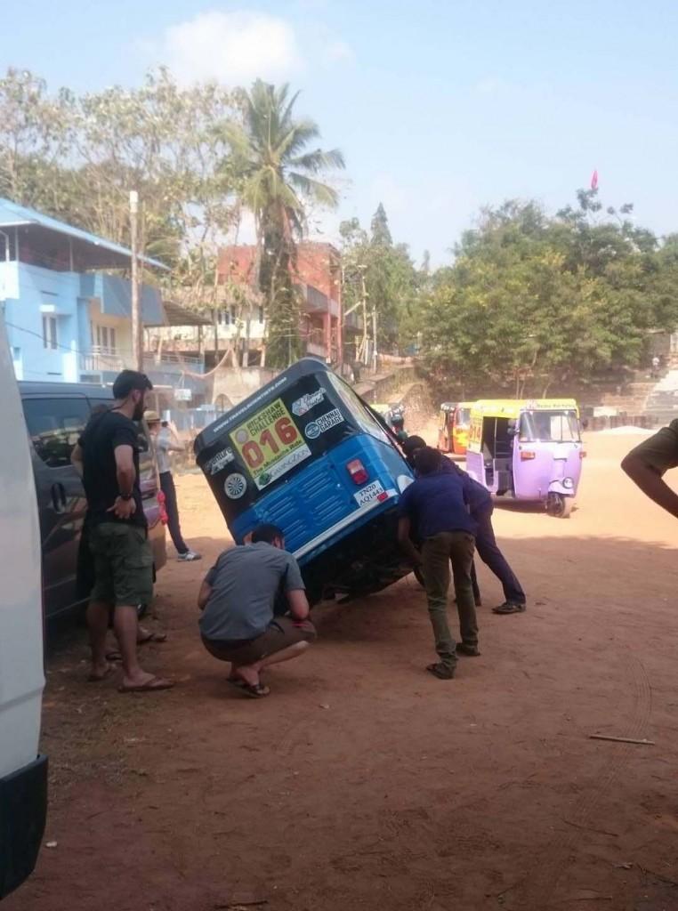 Rickshaw Challenge Malabar Rampage 2016