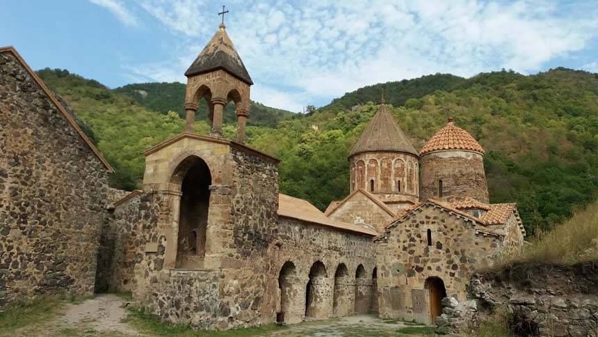 adventure travel in Armenia