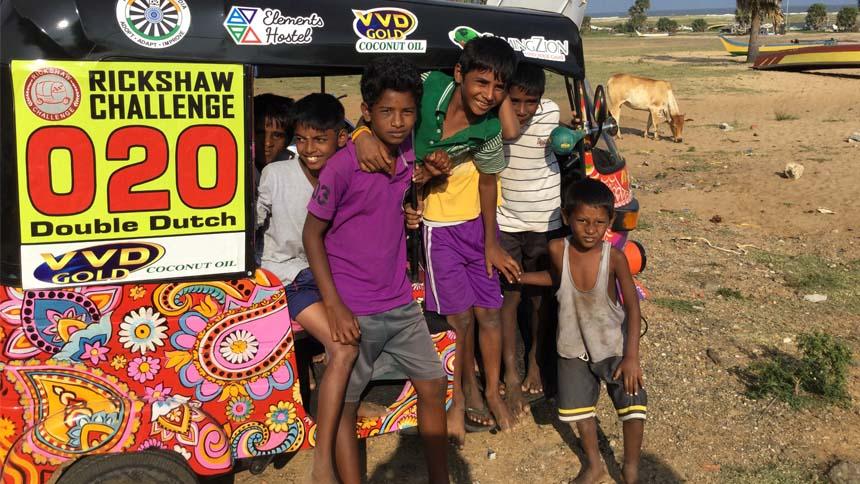 Rickshaw Challenge Classic Run 2017