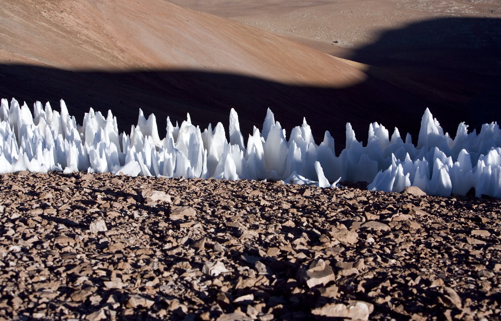 Penitentes_Ice_Formations